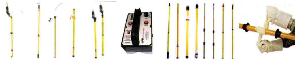 Insulating Sticks and Access Tools