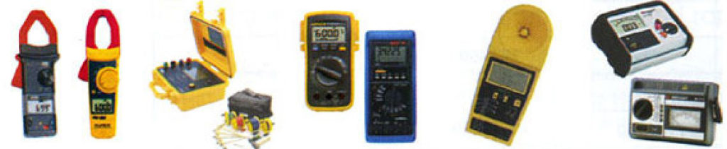 Measuring and Testing Equipment