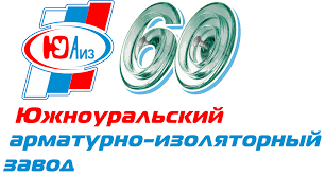 Yuzhnouralsky Insulators logo