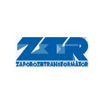 Zaporozhtransformator (ZTR) logo